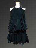 黒のイギリス製ドレス