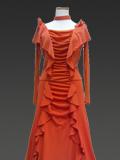 赤のドレス13-1185-1G
