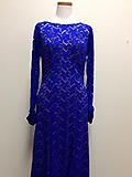 青のドレス1405093